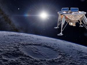 Первый в мире частный израильский луноход вышел на сближение с Луной