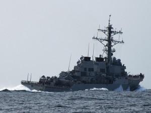 Корабли НАТО вошли в Чёрное море для участия в «Морском щите»