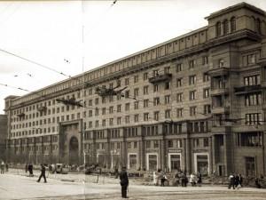 Сталинские репрессии коснулись «дома на площади» в Челябинске