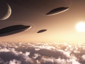 Участившимся в последние дни  марта сообщениям о «визитах НЛО» дали объяснение уфологи