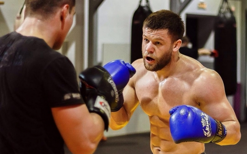 Брянец Николай Алексахин: «Хочу стать универсальным бойцом нового уровня»