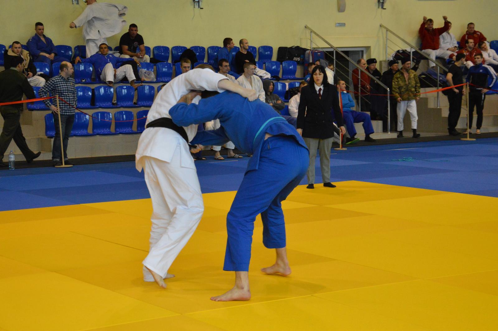 Сотрудники Росгвардии со всего ЦФО приехали в Брянск на чемпионат по дзюдо