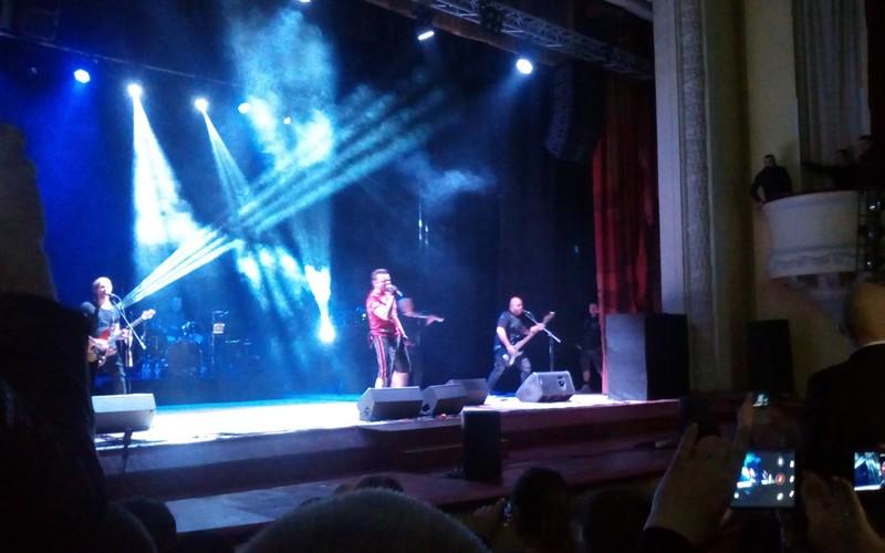 КняZz исполнил в Брянске легендарные хиты «Короля и Шута»