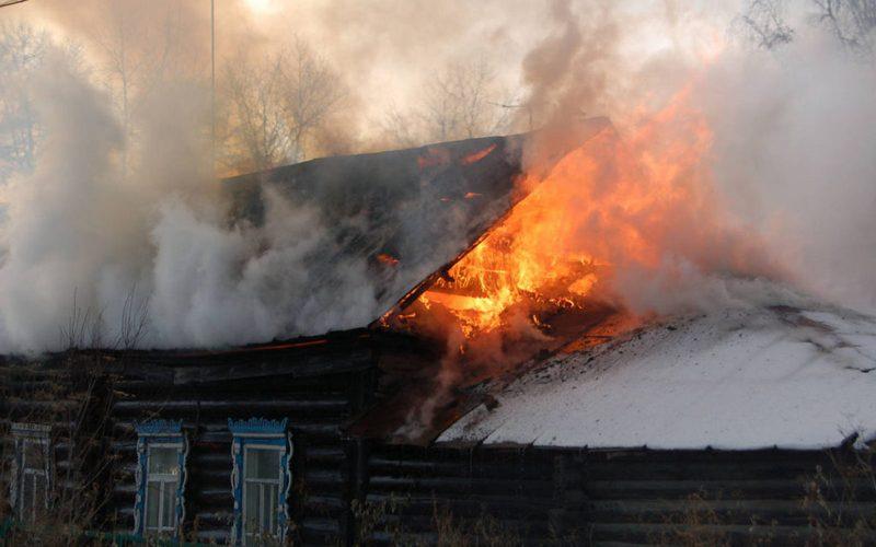 91-летняя жительница Суражского района погибла при пожаре
