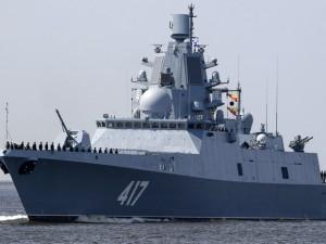 The Times пугает британцев «галлюциногенным» оружием на борту «Адмирала Горшкова»