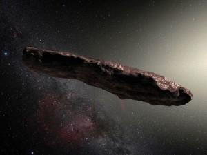Земля могла возникнуть из межзвёздного «зародыша-странника»