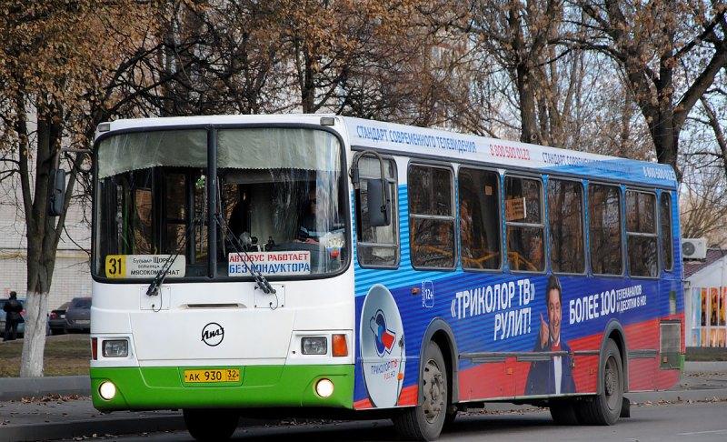Автобус № 31 свяжет все районы Брянска