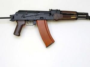 Автомат Калашникова стрелял даже с раскаленным стволом