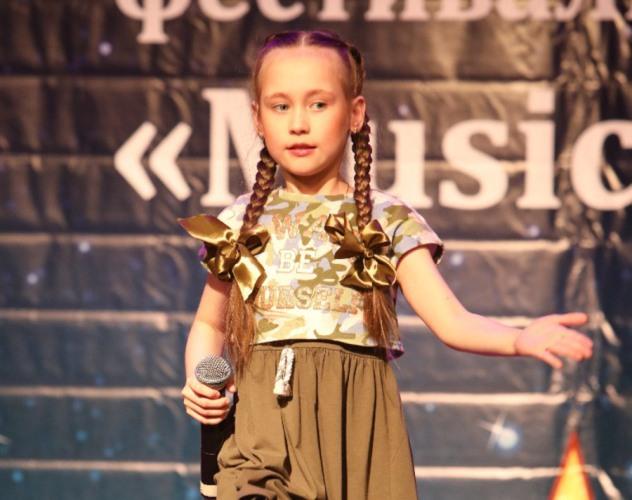 Девочка из Брянска стала лауреатом международного фестиваля «Music Stars»