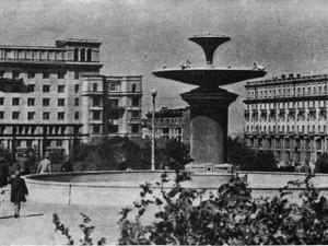 Страницы истории «дома на площади» в Челябинске. Стуль – Яков и Марина