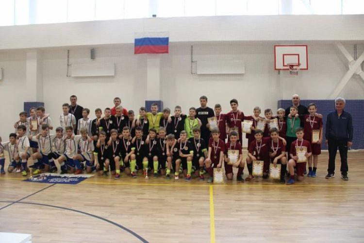 В Клинцах прошел финал первенства области по мини-футболу