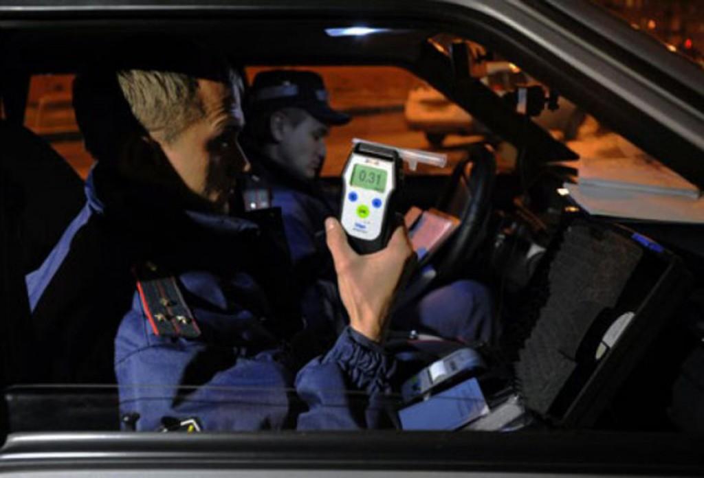 В Брянске 8 марта устроят облавы на пьяных водителей