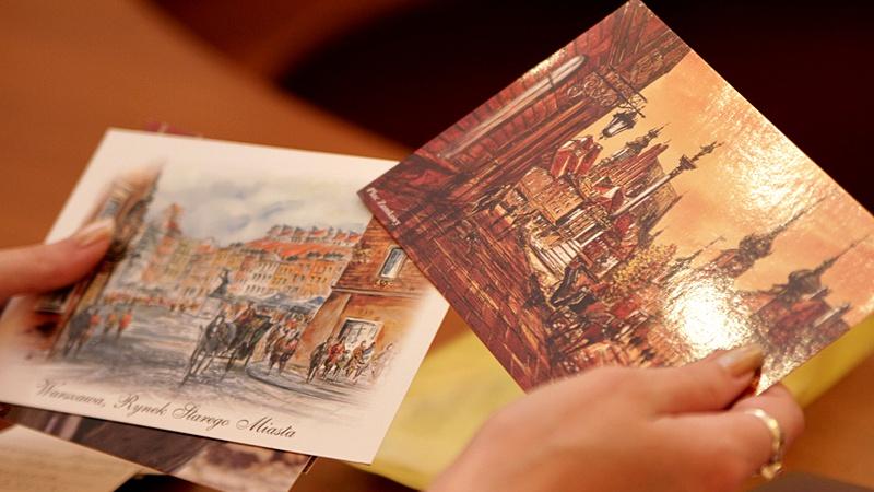 В Брянске отметили 150 День рождения почтовой открытки