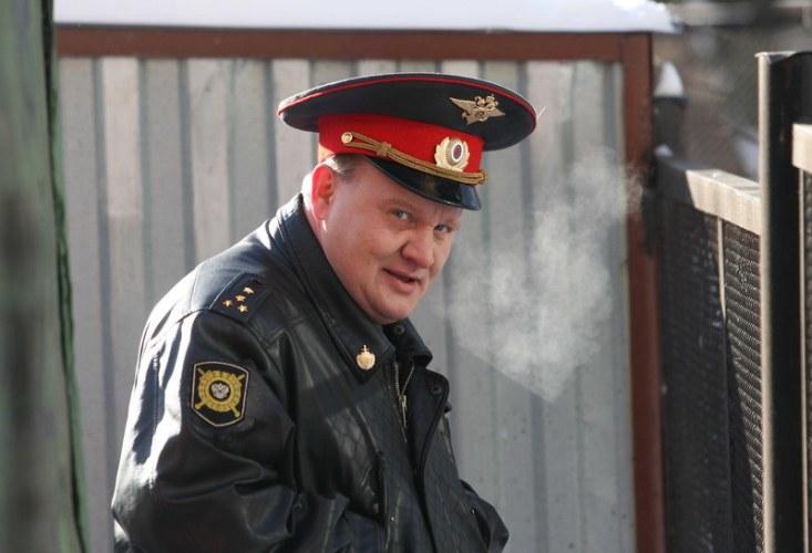Брянский актер Борис Каморзин сыграл генерала в фильме про Льва Яшина