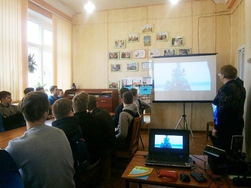 В дятьковской библиотеке детям рассказали о присоединении Крыма