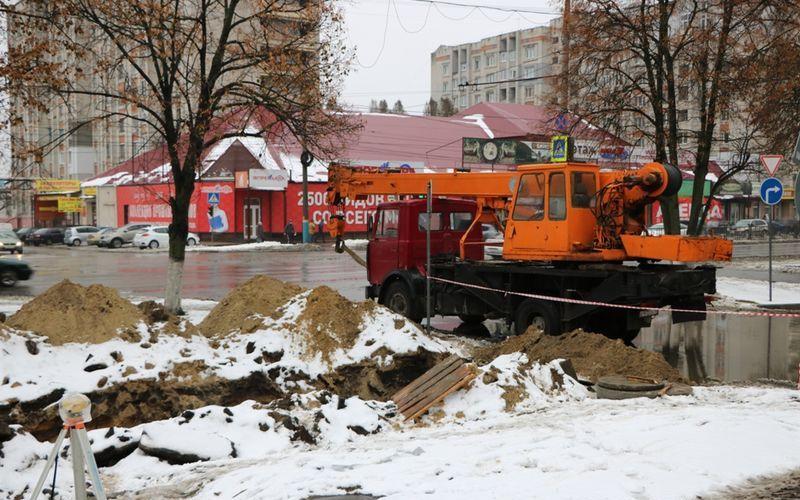 Стало известно, когда на проспекте Московском появится ливневка