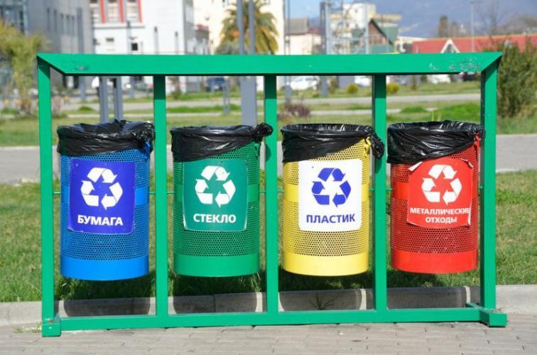 В Брянске появятся 800 контейнеров для раздельного сбора мусора