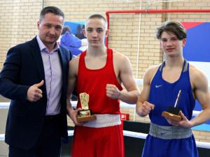 Международный турнир по боксу на Кубок РМК прошел в Коркино