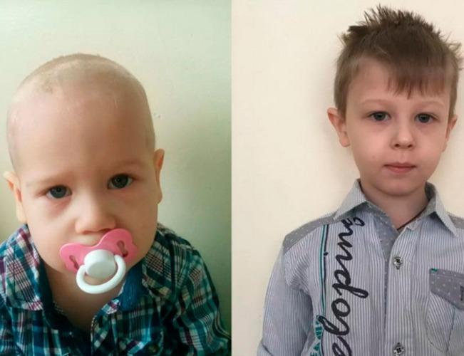 Брянские братья-сироты нашли любящих родителей