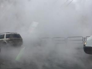 Пятеро пострадали во время коммунальной аварии в Челябинске