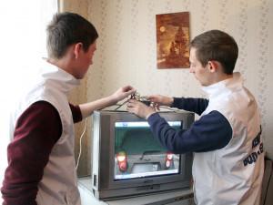 В 20 российских регионах завтра отключат аналоговое телевидение