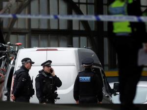 Стрельбу возле посольства Украины в Лондоне устроила полиция