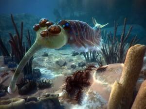 Останки «Ктулху» возрастом в полмиллиарда лет нашли палеобиологи