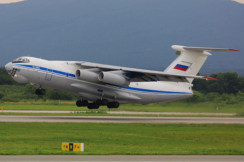 Умер создатель самолета ИЛ-76