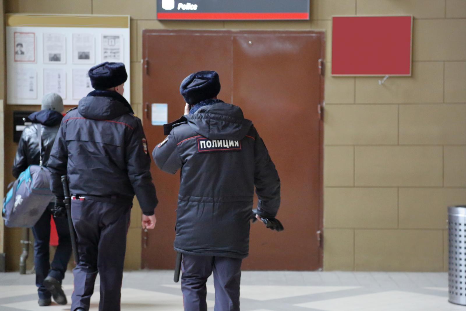 В Москве задержаны два гражданина Великобритании