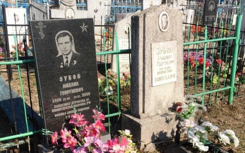В Почепе привели в порядок могилу партизан