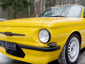 Видео гибрида Porsche и «Запорожца» покоряет Сеть