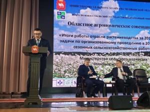 Алексей Текслер, выступая в агроуниверситете, поставил задачи на посевную