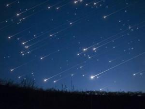 Первый весенний звездопад начнется сегодня ночью