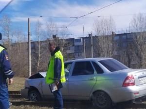 Трамваи остановились в Челябинске