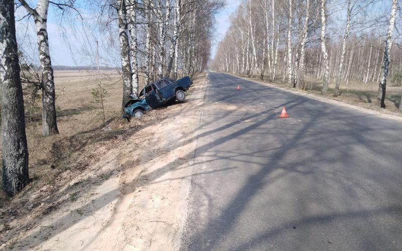 В Климовском районе 83-летний водитель убил себя и свою пассажирку