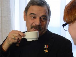 Как милиционер стал космонавтом, и что он думает о космических «туристах»