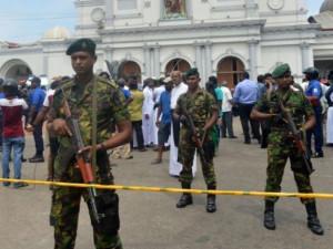 Власти Шри-Ланки установили организаторов «кровавой Пасхи»