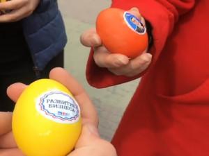 Текслер против проблем. Не пасхальную битву яйцами устроили в Челябинске