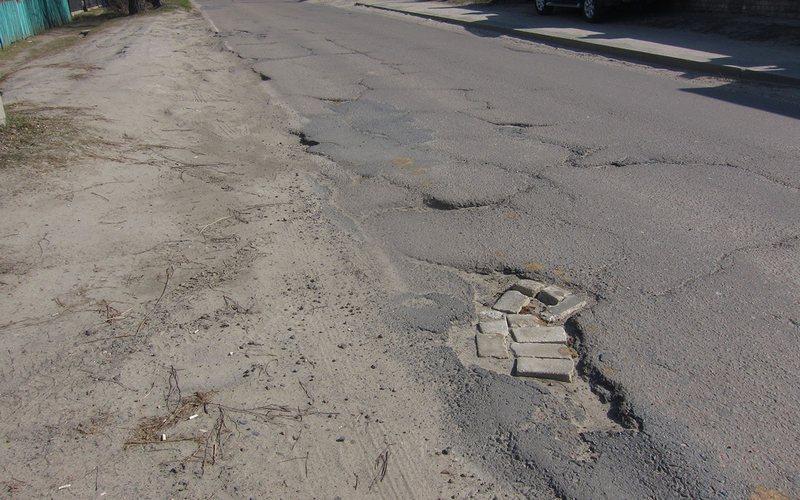 В Брянске впервые за 10 лет отремонтируют улицу Делегатскую