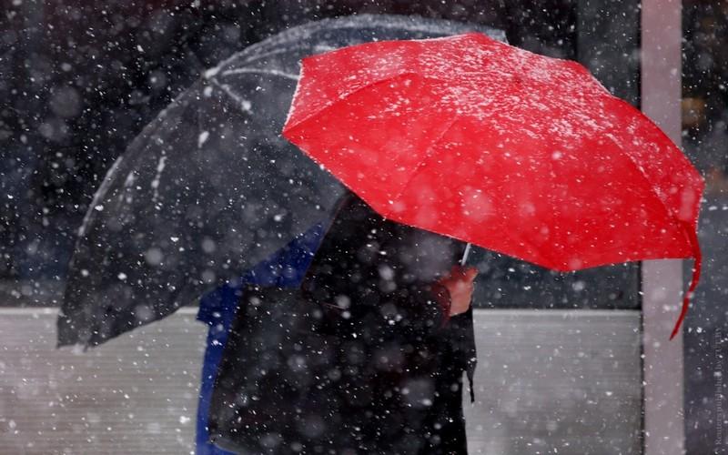В Брянской области в понедельник ожидаются дождь и снег