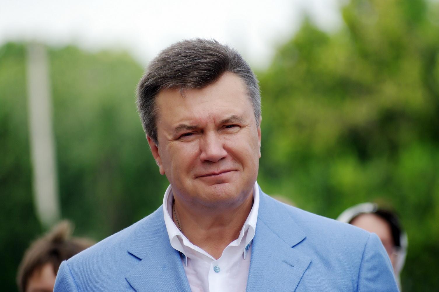 Янукович хочет вернуться на Украину