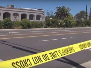 Расстрел в синагоге в Калифорнии