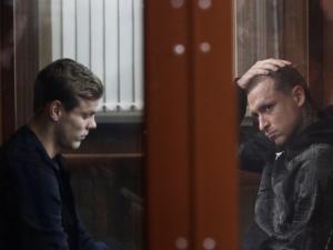 Полное видео избиения  Кокориным и Мамаевым чиновников выложили в Сеть
