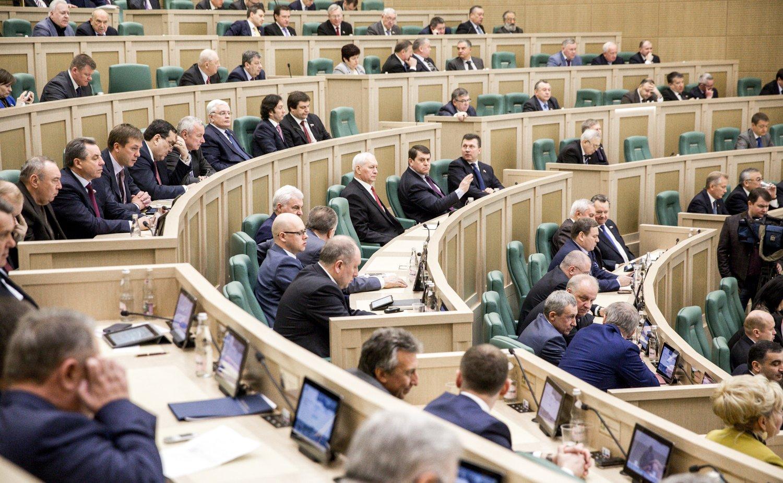 Совет Федерации одобрил закон о «безопасном рунете»