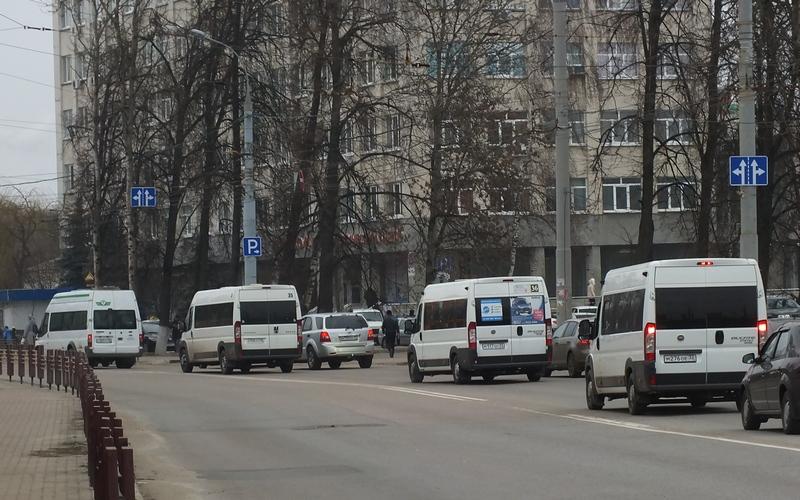 В Брянске могут уволить маршрутчика за жалобу на жадность Гросса
