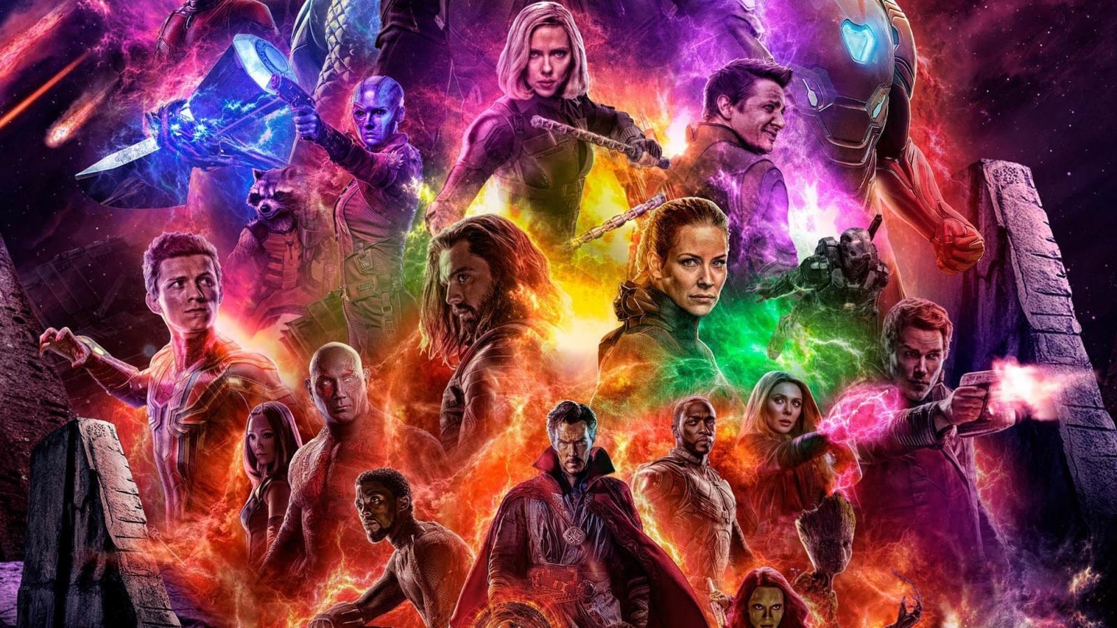 «Мстители: Финал» собрал 99% аудитории кинотеатров в день премьеры