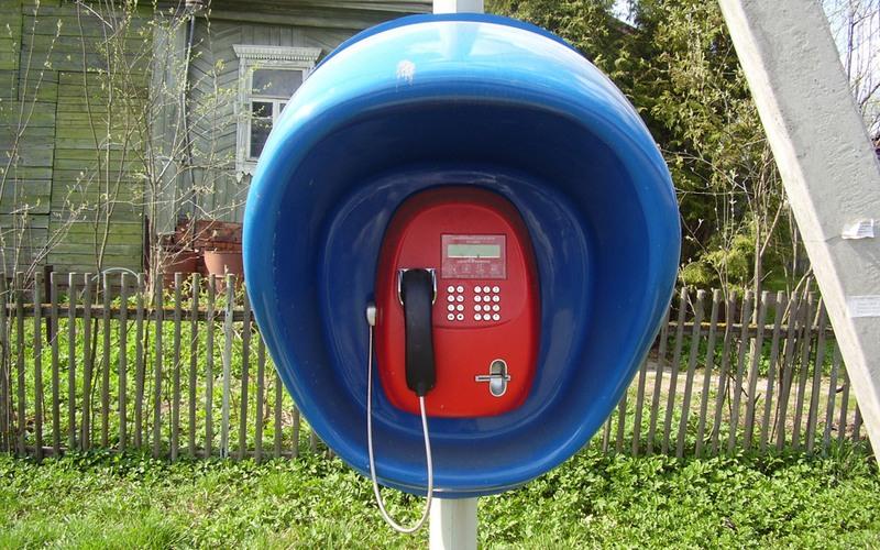 Жители Брянска смогут бесплатно звонить с уличных таксофонов