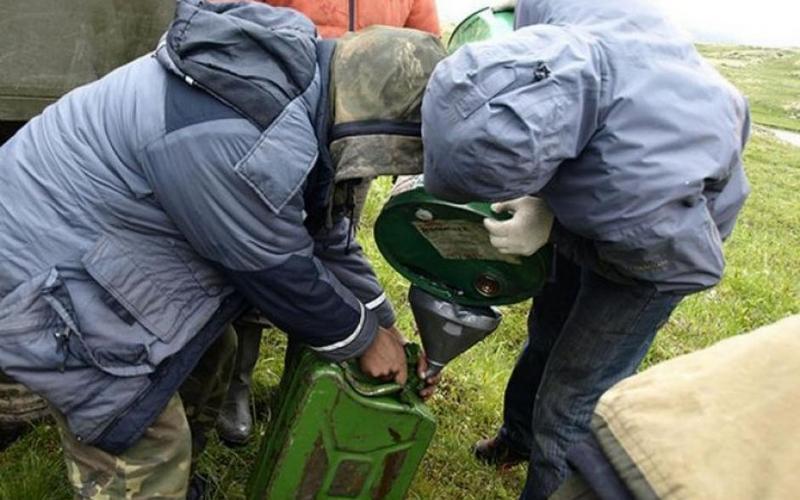 Брянцы украли 730 тонн дизельного топлива