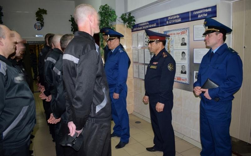 В Брянской области насчитали около 5,4 тыс заключенных