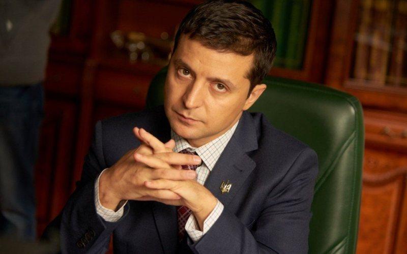 На Украине подали иск о снятии с выборов Зеленского